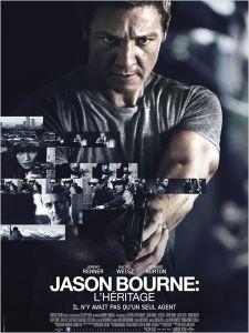 [Film] Jason Bourne - L'héritage