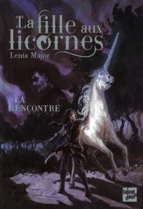 [Livre] La fille aux licornes 1