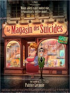 [Film] Le magasin des suicides