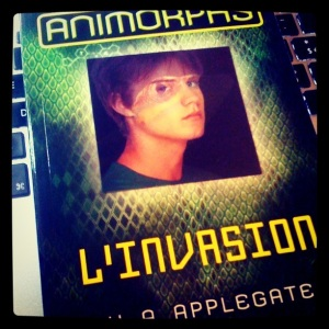 [Photo] Animorphs 1