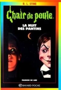 [Livre] La nuit des pantins