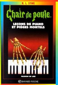 [Livre] Leçons de piano et pièges mortels