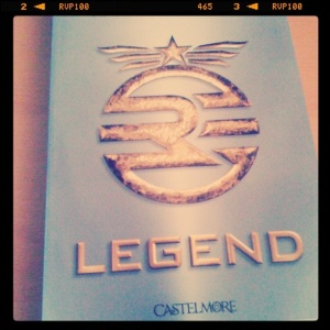 [Photo] Legend 1
