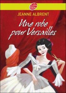 [Livre] Une robe pour Versailles