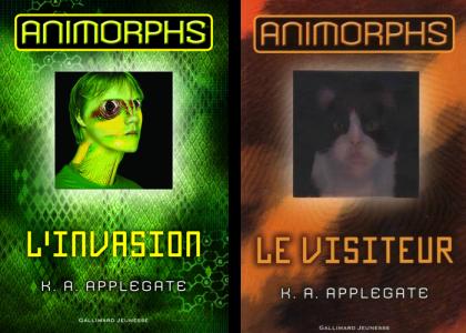 [Livre] Animorphs 1 & 2