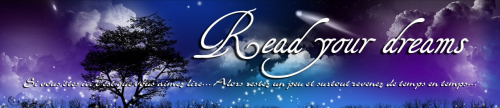 [Partenaire] Read your dreams - Ban