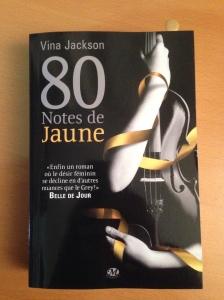 [Photo] 80 notes de jaune