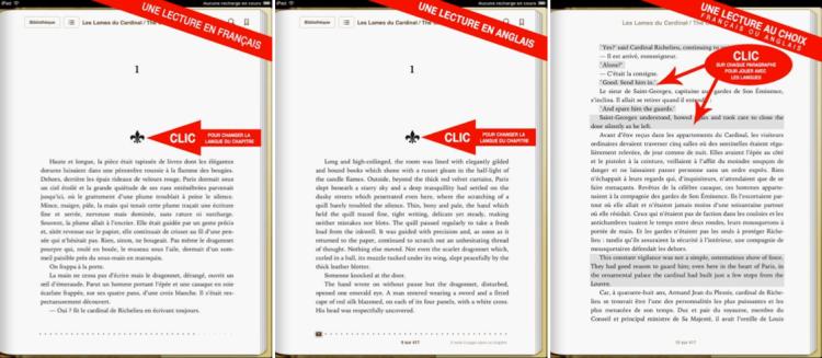 [Autre] Bragelonne - Ebook bilingue