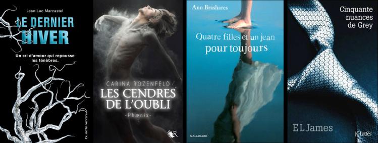 [Bilan] 2012 - Livres