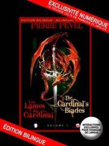 [Livre] Les lames du Cardinal 1