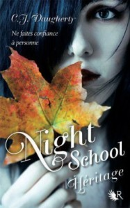 [Livre] Night school 2