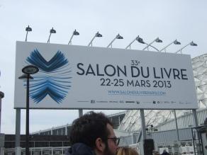 [Evènement] Salon du livre 2012 02