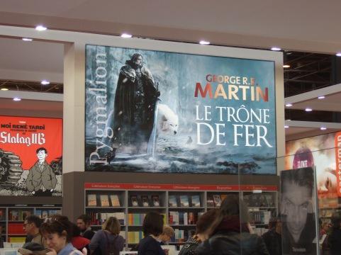 [Evènement] Salon du livre 2012 14