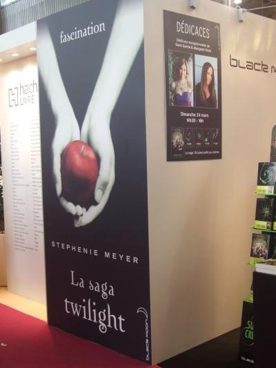 [Evènement] Salon du livre 2012 16