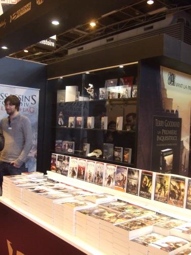 [Evènement] Salon du livre 2012 22