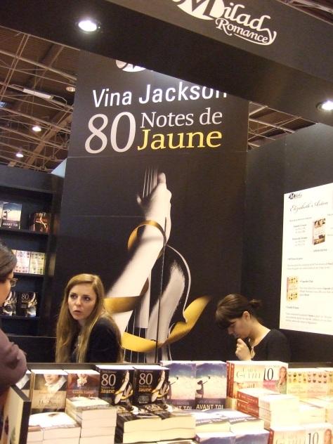 [Evènement] Salon du livre 2012 43