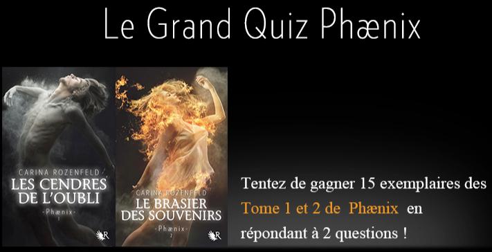 [Autre] Phaenix - Concours