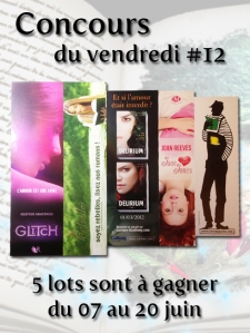 [Concours] Marques-page