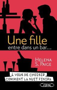 [Livre] Une fille entre dans un bar