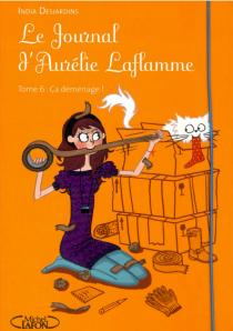 [Livre] Le journal d'Aurélie Laflamme 6