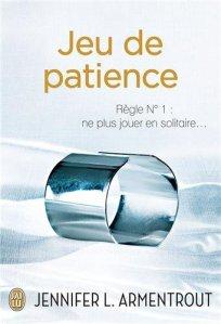 [Livre] Jeu de patience 1