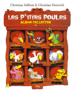 [Livre] Les p'tites poules 1