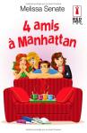 [Livre] 4 amis à Manhattan