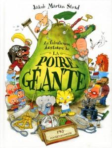 [Album] La fabuleuse histoire de la poire géante