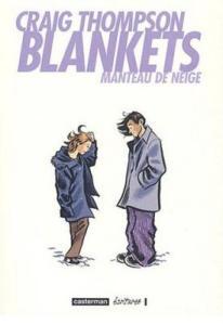 [BD] Blankets, Manteau de neige