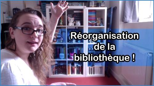 [Autre] Réorganisation biblio