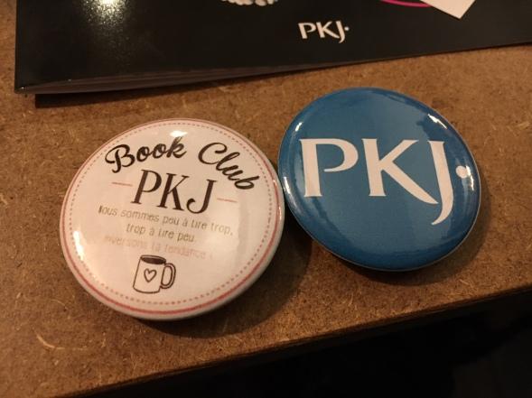 [Evènement] Book club PKJ 1