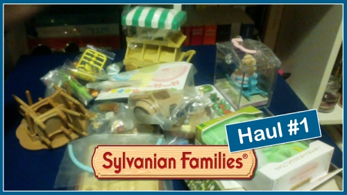 [Vidéo] Haul - Sylvanian Families #1