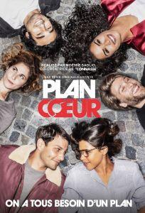 """Affiche de la série """"Plan Coeur"""""""