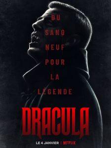 """Affiche de la série """"Dracula"""""""