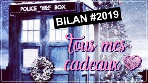 """Vignette d'illustration de la vidéo """"Cadeaux 2019"""""""