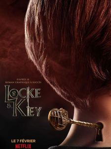 "Affiche de la série ""Locke and Key"""