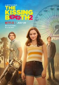 "Affiche du film ""The Kissing Booth 2"""