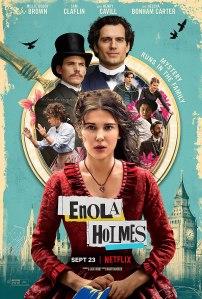 "Affiche du film ""Elona Holmes"""