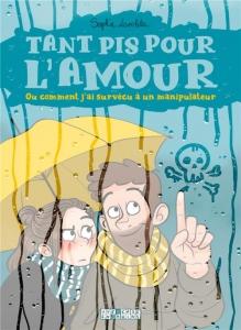 """Couverture du livre """"Tant pis pour l'amour"""""""