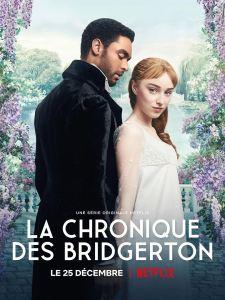"""Affiche de la saison 1 de la série """"La chronique des Bridgerton"""""""