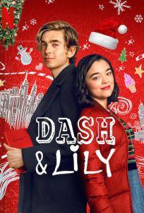 """Affiche de la saison 1 de la série """"Dash & Lily"""""""