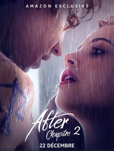 "Affiche du film ""After we collided, chapitre 2"""
