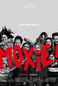 "Affiche du film ""Moxie"""
